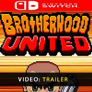 Brotherhood United Nintendo Switch Prices Digital or Box Edition