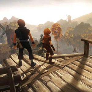 Brothers A Tale of Two Sons Overview