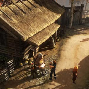 Brothers A Tale of Two Sons Village