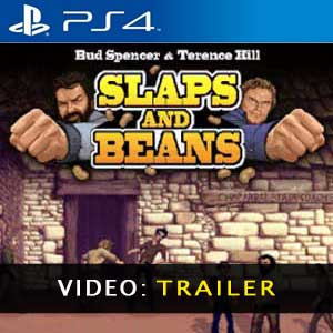 Bud Spencer & Terence Hill Slaps And Beans PS4 Video Trailer
