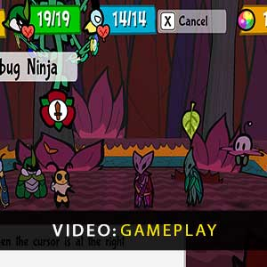 Bug Fables The Everlasting Sapling Gameplay Video