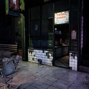 Bum Simulator Pawn Shop