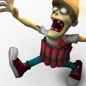 Burn Zombie Burn Zombie