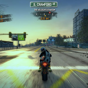 Burnout Paradise - Gameplay