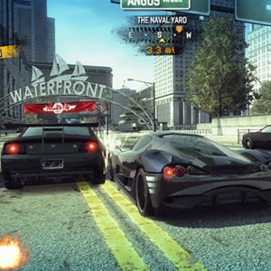 Burnout Paradise - Race