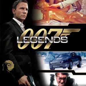 007 Legends XBox 360 Code Price Comparison