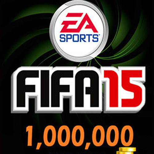 1.000.000 FIFA 15 PC Ultimate Team Coins Gamecard Code Price Comparison