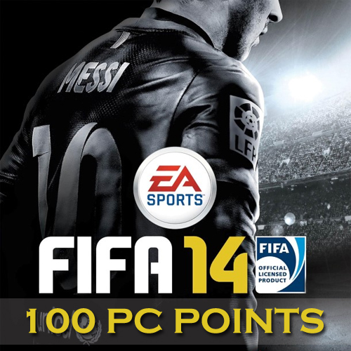 100 Fifa 14 PC Points Gamecard Code Price Comparison