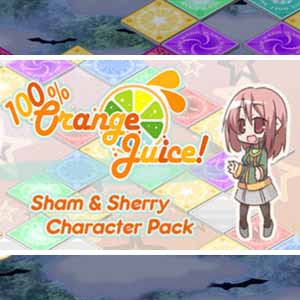 100% Orange Juice Sham and Sherry Character Pack Digital Download Price Comparison