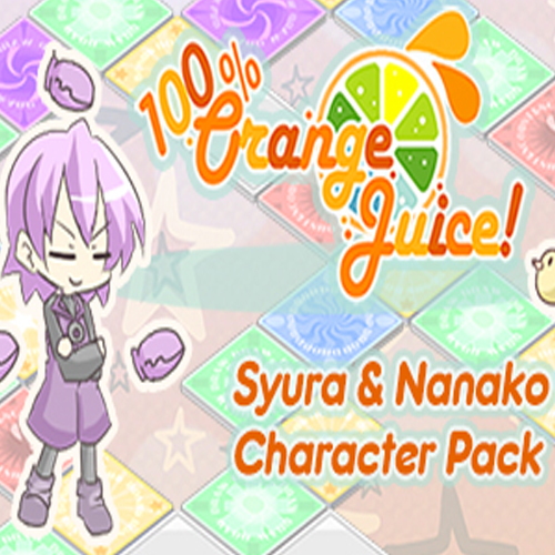 100% Orange Juice Syura & Nanako Character Pack Digital Download Price Comparison