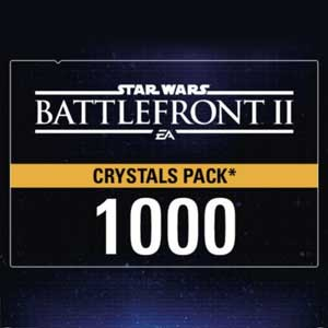 1000 Crystals Star Wars Battlefront 2