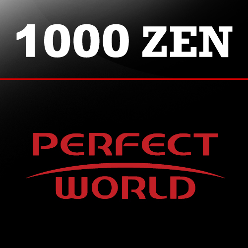 1000 Perfect World ZEN Gamecard Code Price Comparison