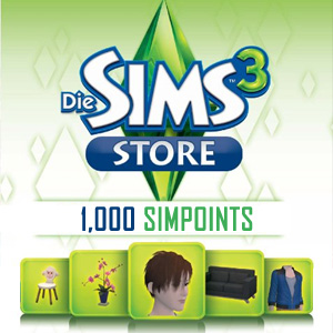 1000 SIMPOINTS Gamecard Code Price Comparison