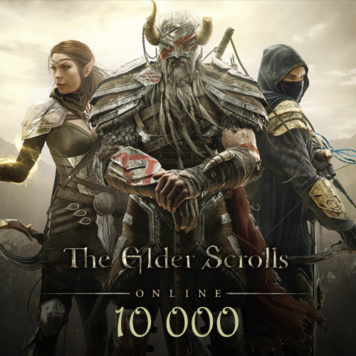 10000 The Elder Scrolls Online Gamecard Code Price Comparison