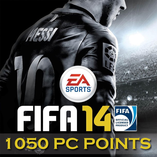 1050 Fifa 14 PC Points Gamecard Code Price Comparison