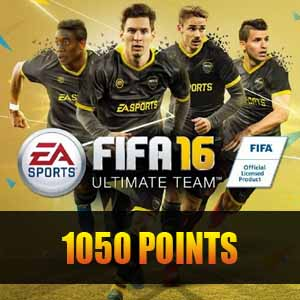 1050 FIFA 16 Points Gamecard Code Price Comparison