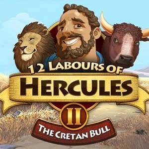 12 Labours of Hercules 2 The Cretan Bull Digital Download Price Comparison