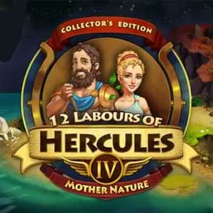 12 Labours of Hercules 4 Mother Nature Digital Download Price Comparison