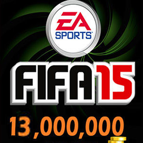 13.000.000 FIFA 15 PC Ultimate Team Coins Gamecard Code Price Comparison