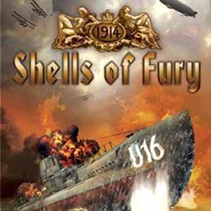 1914 Shells of Fury Digital Download Price Comparison