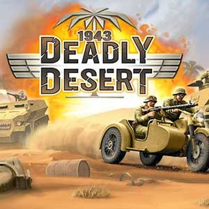 1943 Deadly Desert Digital Download Price Comparison