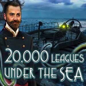 20 000 leagues under the sea captain Nemo