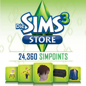 24360 SIMPOINTS Gamecard Code Price Comparison