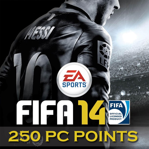 250 Fifa 14 PC Points Gamecard Code Price Comparison