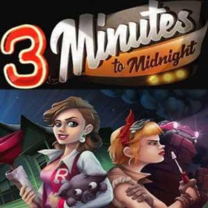 3 Minutes to Midnight