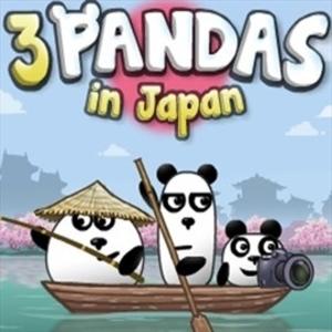 3 Pandas Escape Adventure In Japan