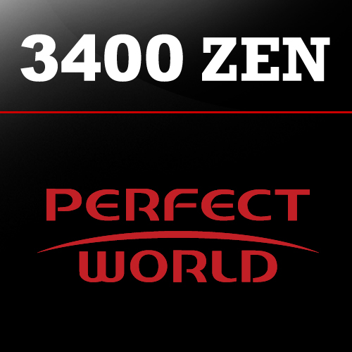 3400 Perfect World ZEN Gamecard Code Price Comparison