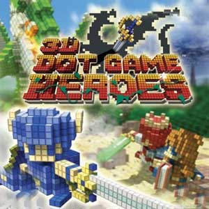 3D Dot Game Heroes PS3 Code Price Comparison