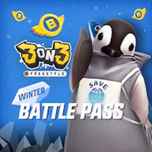 3on3 FreeStyle Battle Pass 2020 Winter