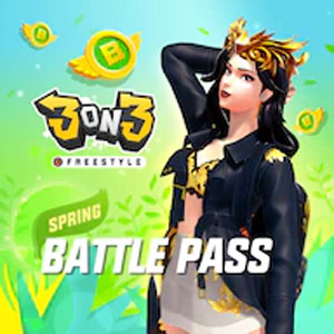 3on3 FreeStyle Battle Pass 2021 Spring