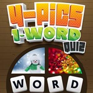 4 Pics 1 Word Quiz Game