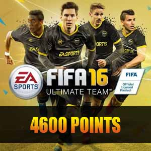 4600 FIFA 16 Points Gamecard Code Price Comparison