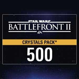 500 Crystals Star Wars Battlefront 2