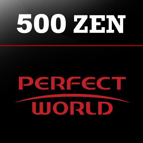 500 Perfect World ZEN Gamecard Code Price Comparison