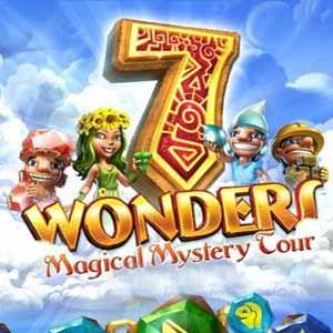 7 Wonders Magical Mystery Tour Digital Download Price Comparison