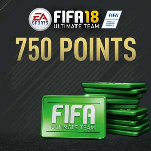 750 Points FIFA 18 Xbox One Code Price Comparison
