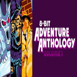 8-bit Adventure Anthology Volume I