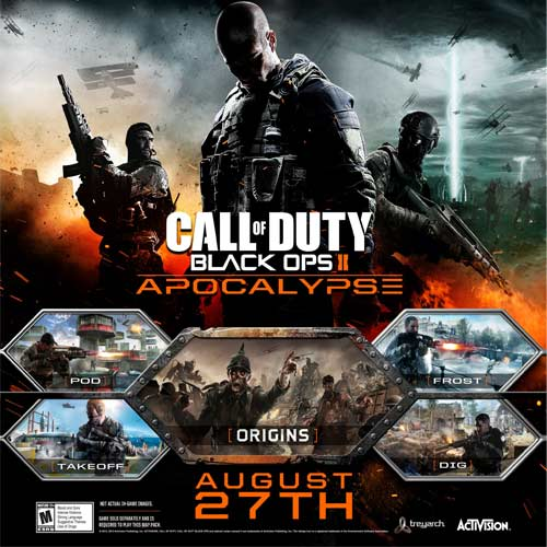 Black Ops 2 Apocalypse Digital Download Price Comparison