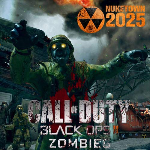 Call of Duty Black Ops II - Nuketown Zombies Map Digital Download Price Comparison