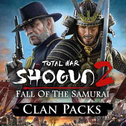 Shogun 2 Fall of the Samourai Clan Packs Digital Download Price Comparison