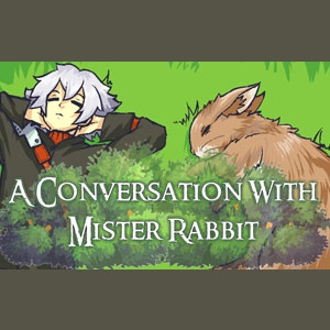 A Conversation With Mister Rabbit