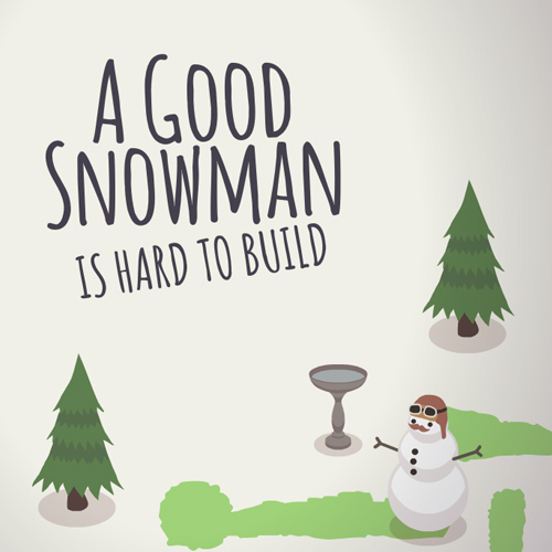 A Good Snowman Is Hard To Build Digital Download Price Comparison