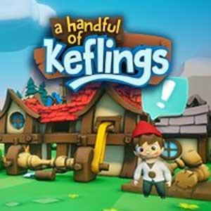 A Handful of Keflings
