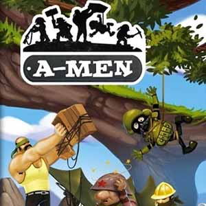 A-Men Digital Download Price Comparison