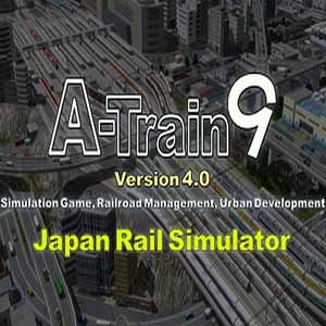 A-Train 9 V4.0 Japan Rail Simulator Digital Download Price Comparison