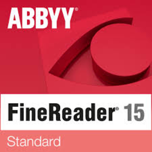 ABBYY FineReader 15 Standard